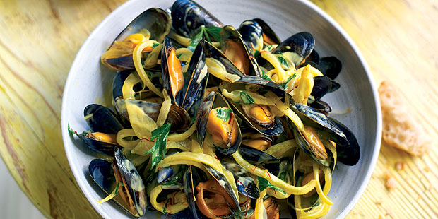 Mussel Stew Recipe Gino D'Acampo Official